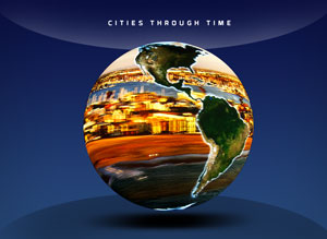 Cities Through Time